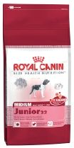royal canin medium junior dog food 15kg special offer 50. Black Bedroom Furniture Sets. Home Design Ideas
