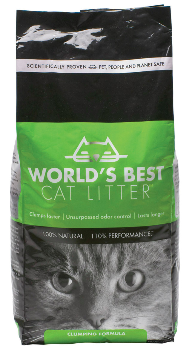 Dog Ingested Worlds Best Cat Litter